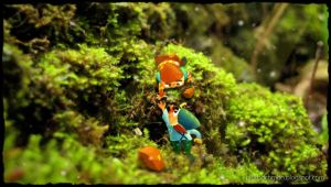 Little Gnomes by nickbachman