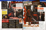 Dmc 4 BETA magazine by sidneymadmax