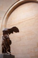 Winged Victory by bigducky