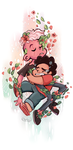 (SU Spoilers) Lars and Steven by sharkie19