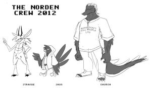 The Nordens 2012 by Zito-is-Neato