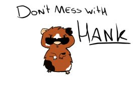 HANK the guineapig by Roozke112