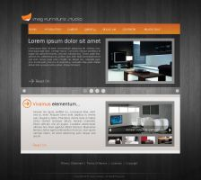 Imag Furniture Web design by walcor