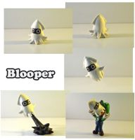 Weekly Sculpture:Blooper by ClayPita