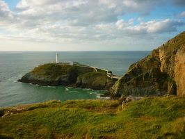 Holyhead Lighthouse by lmsgblh