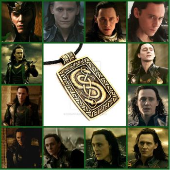 Loki picture collage 4 by wolfgirl501