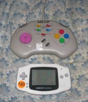 SNES Angler + GBA by T95Master