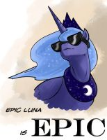 Epic Luna by hattonslayden