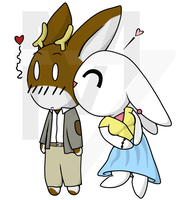 Bunny Commisson Sample by Mr-M7
