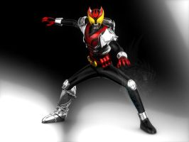 Kamen Rider Kiva by Councilor