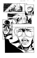 Catwoman Sample Page 3 by thecreatorhd