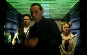Badass Ninth Doctor Gif by Quimtuk
