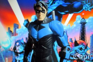 Nightwing by ElCapy