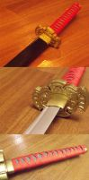 Ninja Gaiden- Dragon Sword by chipface-zero