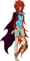 Rings Of Nature :: Akai Casual by InkyWings-X