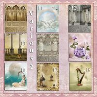 Backgrounds Various 2 by flaviacabral