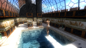 Poolroom 3 by tombraider4ever