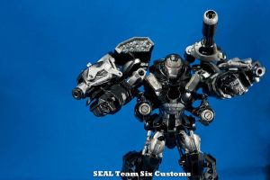 War Machine Mech 5 by TheProsFromDover