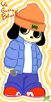 MC Parappa by gammanaut