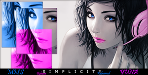 Miss yuna simplicity by inferno29