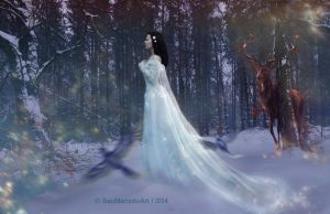 Winter's Bride by UnderlandDigital