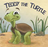 Teddy the Turtle by LauraDollie
