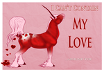 I can't contain my love... by Astralseed