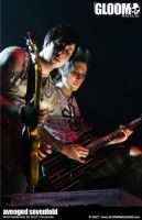 Avenged Sevenfold in Concert 3 by JadedIndulgence