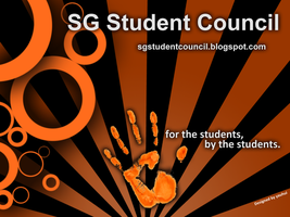 SG Student Council Wallpaper by thefreaks