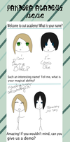 [PA] Introduction Meme [Lazlo and Remy Blue] by ShugoGurl