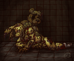 Fnaf - I DONT WANT TO FORGET YOU by Marikuishiyutaru