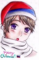 *000Christmas Russia (colored version) by AniMusision