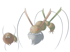 Daddy Long legs FAKEMON by Weyard