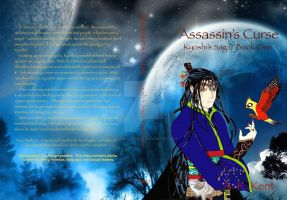 Assassin's Curse Cover by skydancer792007