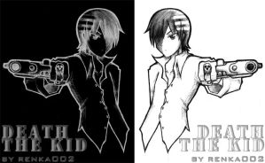 .:: Death the Kid ::. by renKa002