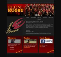 Elon Men's Rugby Home Page by Kvitne