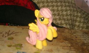 Fluttershy Blind Bag - correct hair by Tprinces