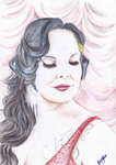 Anette Olzon in Imaginaerum by Ebsie