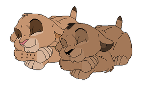 Cubs by XxMeganLionessxX
