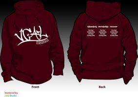 VCAL Hoodie by thelast1uthinkof