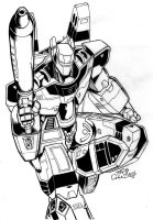 Jetfire by Inker-guy