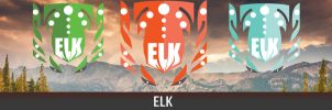 Elk Logo by ElkDesigns