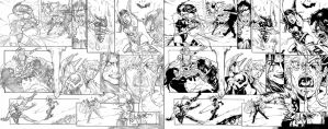 X-Force Test p.12-13 by AenTheArtist