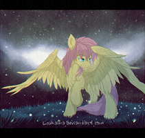 In the stars by Loukaina