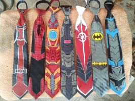 RaptorART ties V. 10.5 Super ties by raptor007