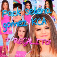 Pack Selena Gomez KCA. + REGALITO. by ChequeaLosTutoriales