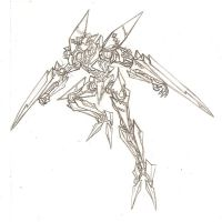 ARWING Transfomer by archus7