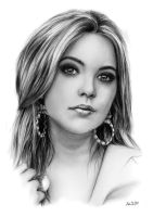 Ashley Benson by tajus