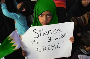 Bahrain - Silence is a War Crime by Sheikh1
