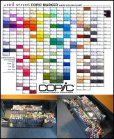 -copic collection chart v.2- by weird-science